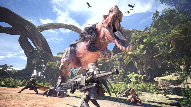 Monster Hunter World - Multi