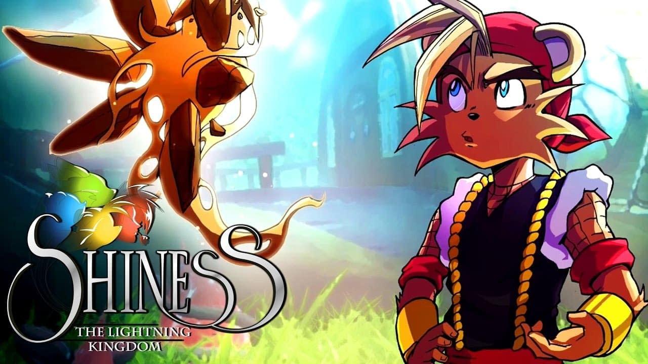SHINESS : The lightning Kingdom