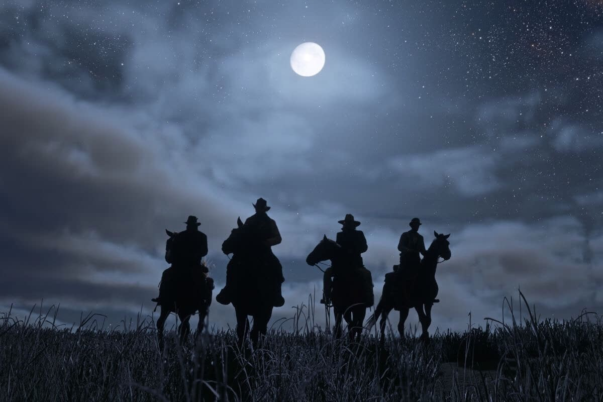 Red Dead Redemption 2 : premières images révélées ont fuité
