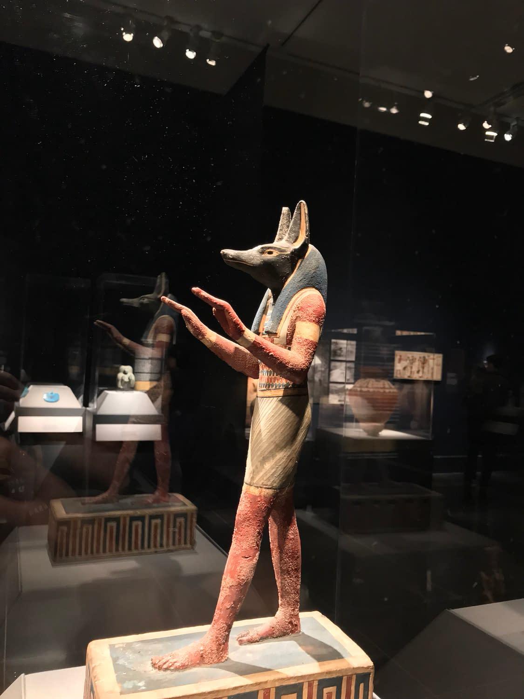 Petite statue égyptienne