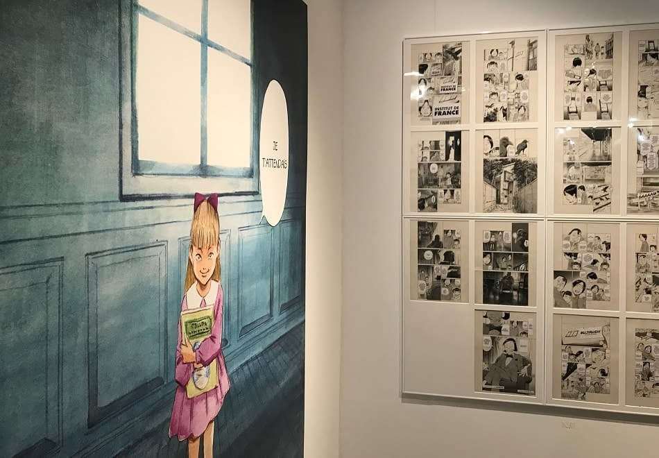 Exposition-Paris-Naoki-Urasawa