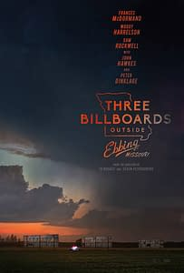 3 Billboards - Poster