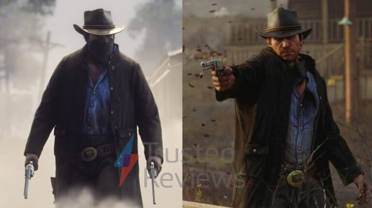Red Dead Redemption 2 premières images